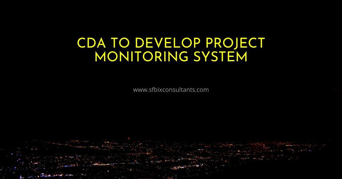 Project Monitoring System