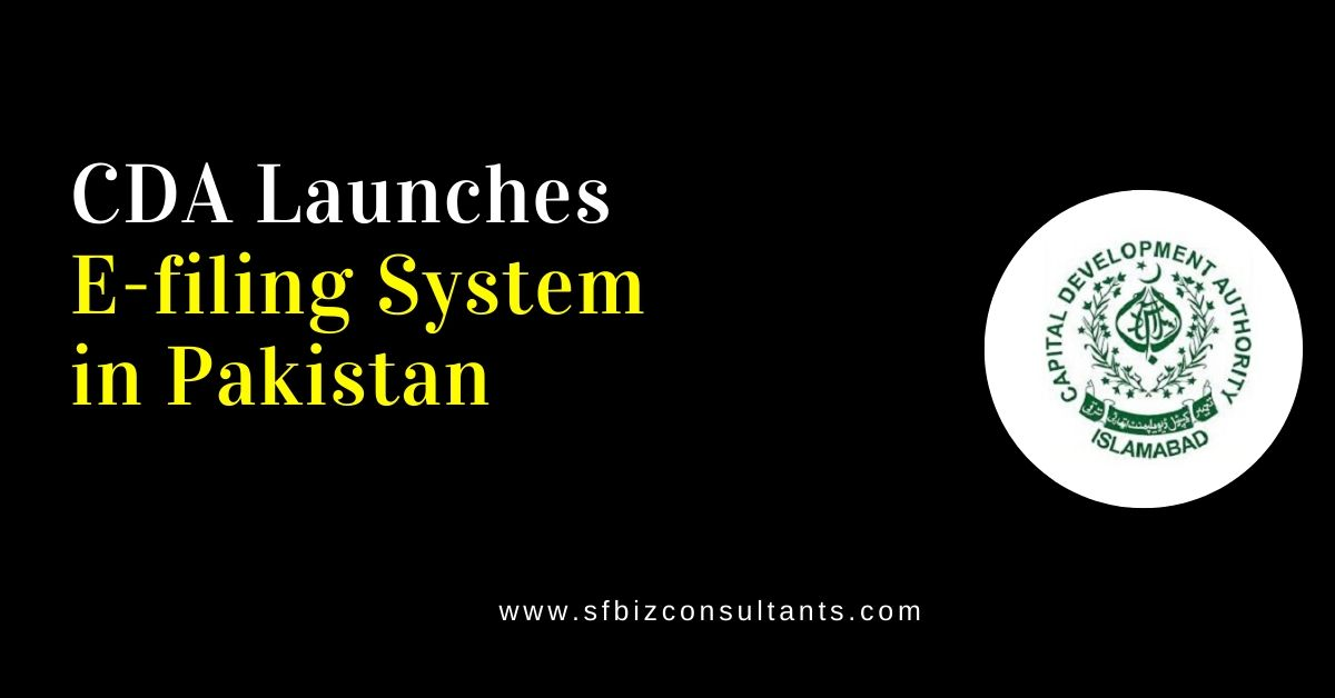 E-filing System in Pakistan