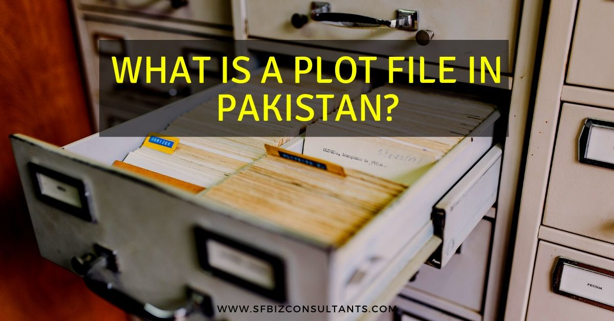 What is a Plot File In Pakistan?