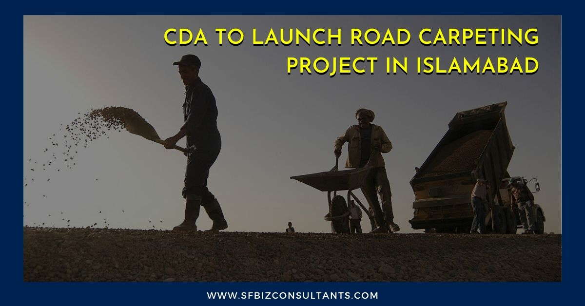 Project In Islamabad