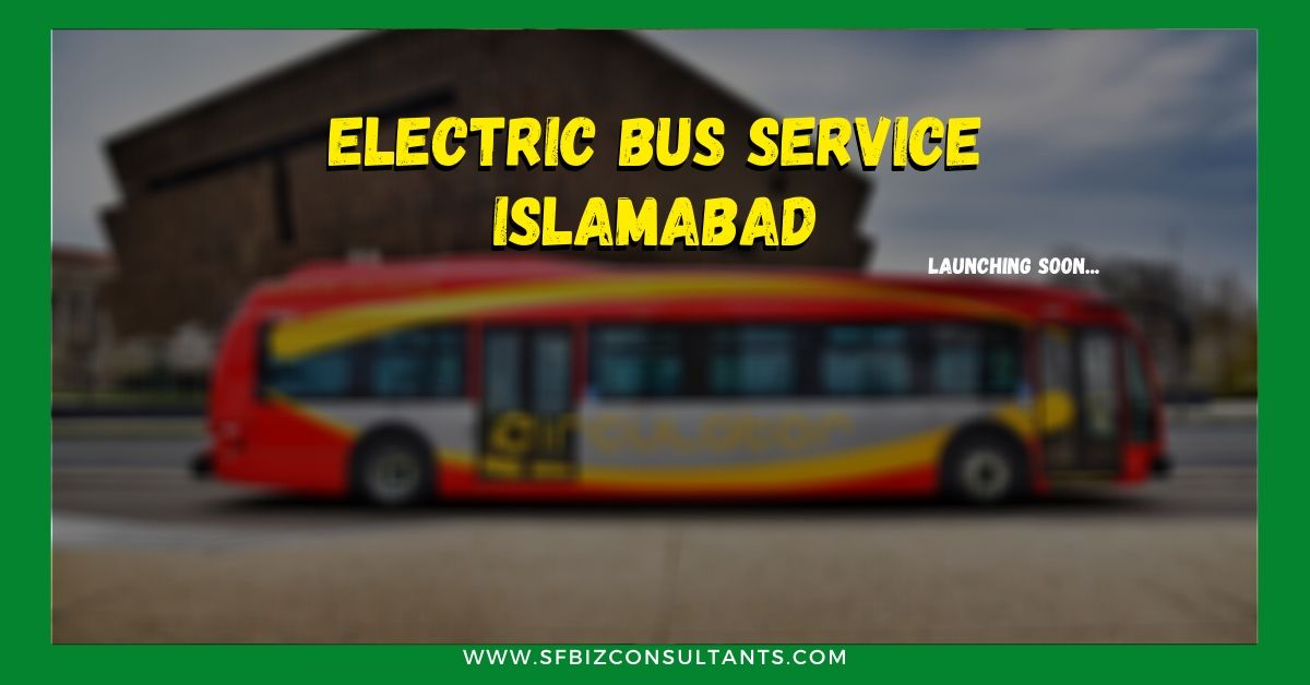 Electric Bus Service Islamabad
