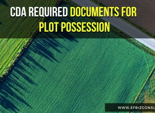 Required Documents For Plot Possession