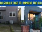 Step You Should Take To Improve The Old House