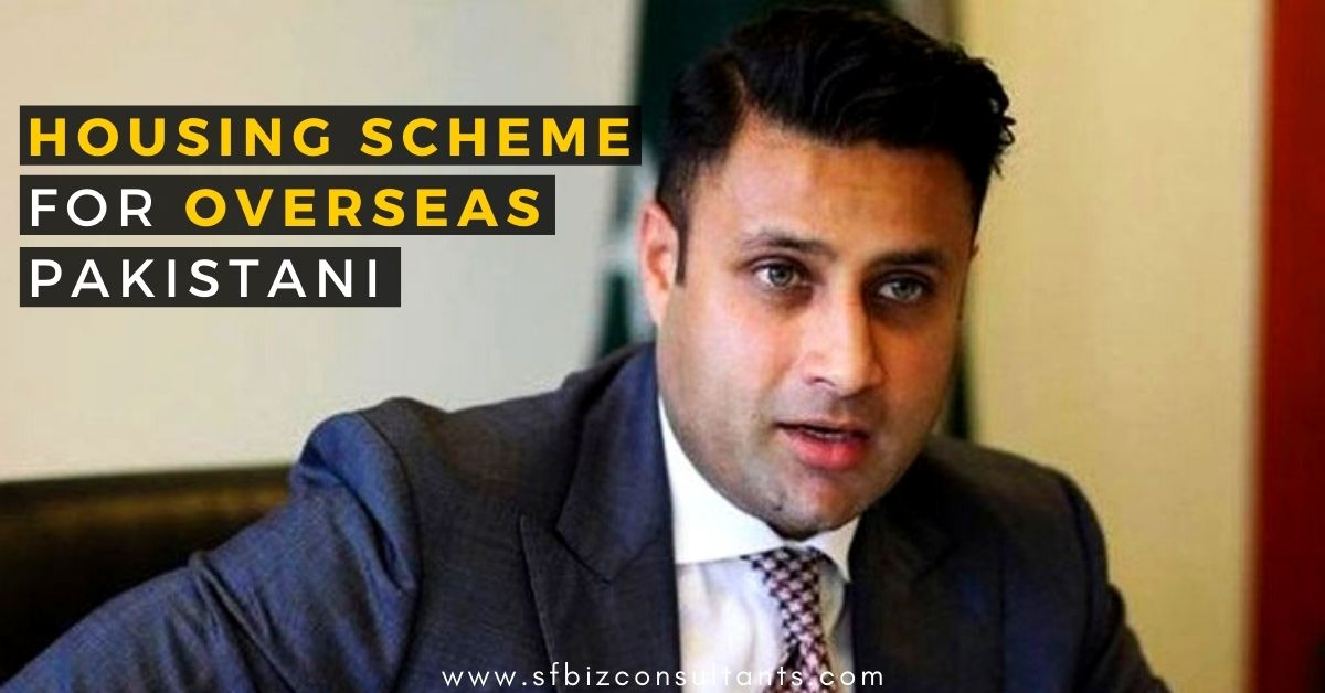 Housing Scheme For Overseas Pakistani