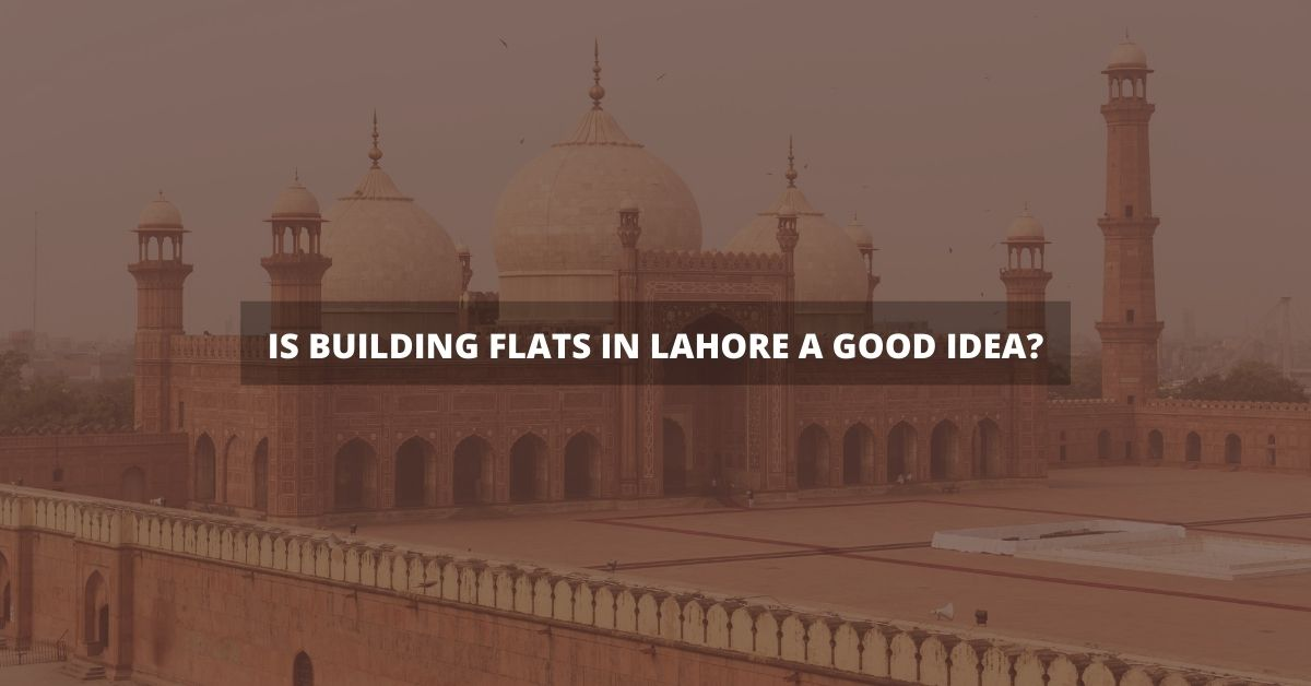 flats in Lahore